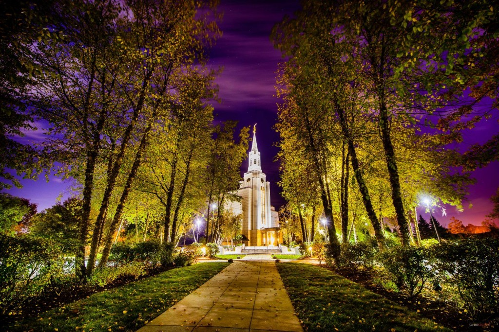 scott jarvie - Boston LDS Temple