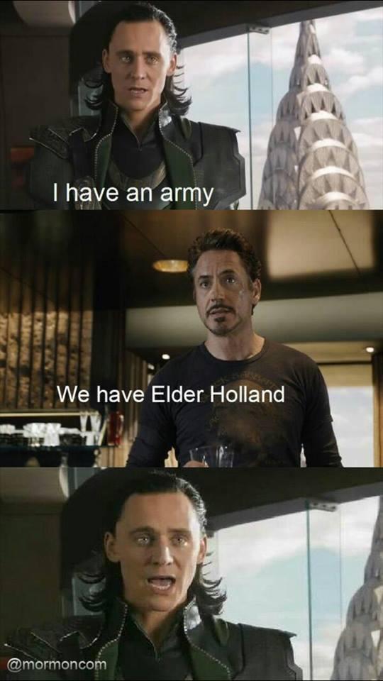 Mormon Memes from the Avengers (10)