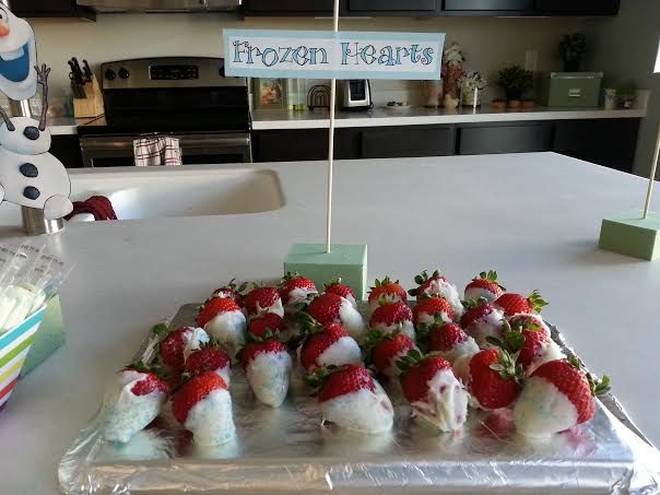 Frozen Birthday Party (1)