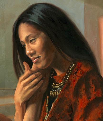 King Lamoni's Wife