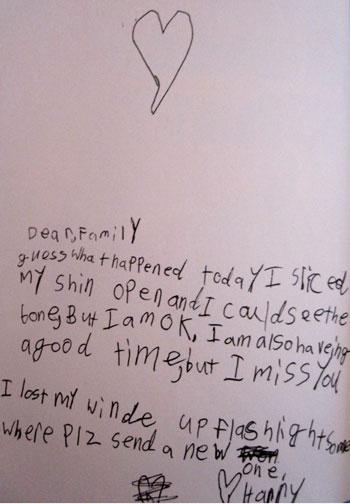 Children's letters (10)