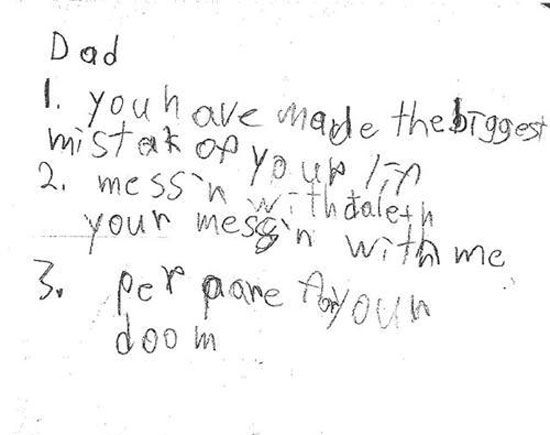 Children's letters (19)