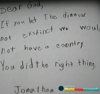 Children's letters (6)