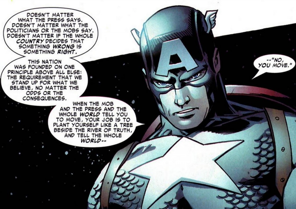 captain america no you move quote choosing the right