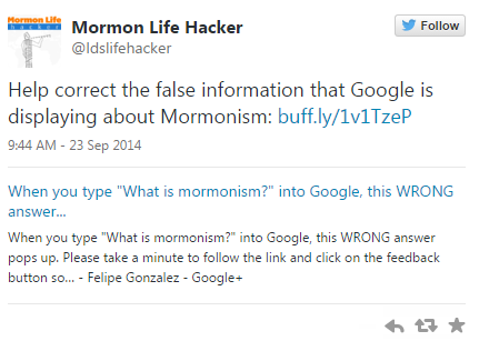 what is mormonism 5