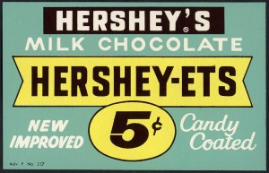 CC_Candy-Machine-Vending-Insert-Card-Hersheys-Milk-Chocolate-Hershey-ets-5-cents-1960s