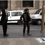 Mormon missionary break dancing