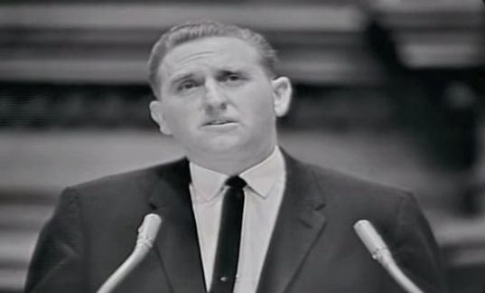 President Monson first talk as an apostle