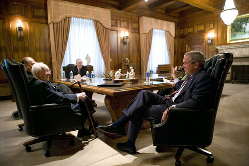President_Bush_meets_with_First_Presidency_of_LDS_church_August_2006