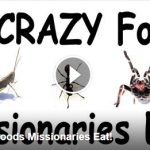 99 Crazy Foods Mormon Missionaries Eat.
