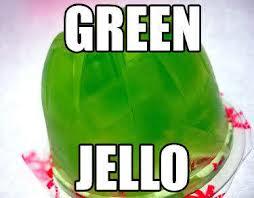 green-jello