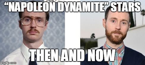 Napoleon Dynamite Then And Now Lds Smile