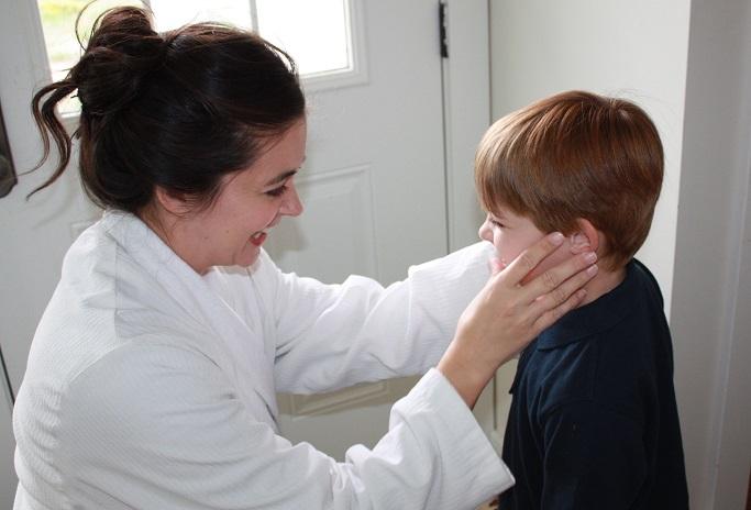 Facial rash cure