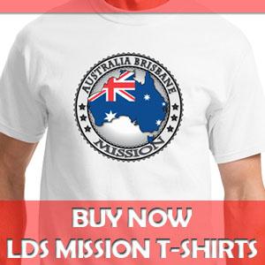lds mission t-shirt