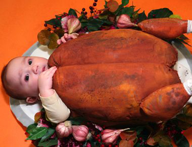 people with more thanksgiving spirit than you (5)