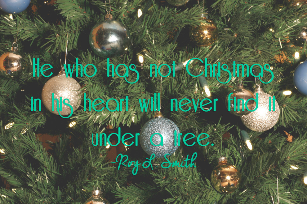 17 Incredibly Inspirational Quotes About Christmas (12)