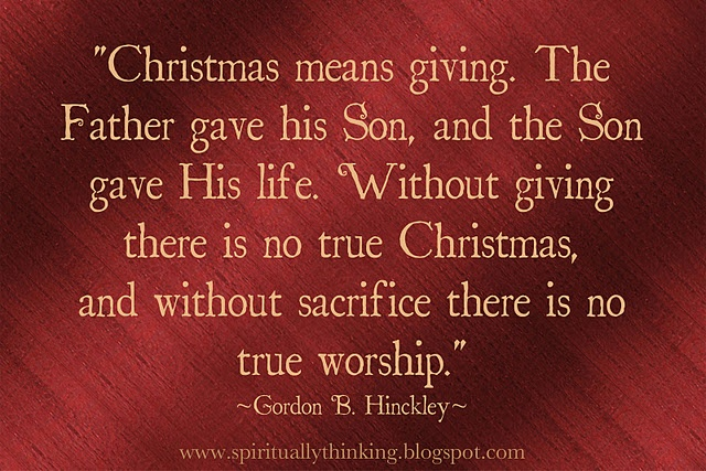 17 incredibly inspirational quotes about christmas 2