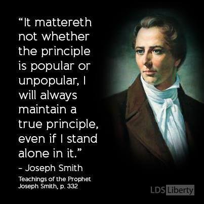 Inspirational and spiritual Joseph Smith Quotes (12)