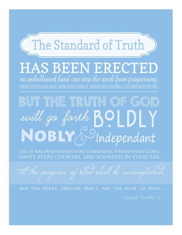 Inspirational and spiritual Joseph Smith Quotes (8)