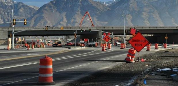 Utah-Construction