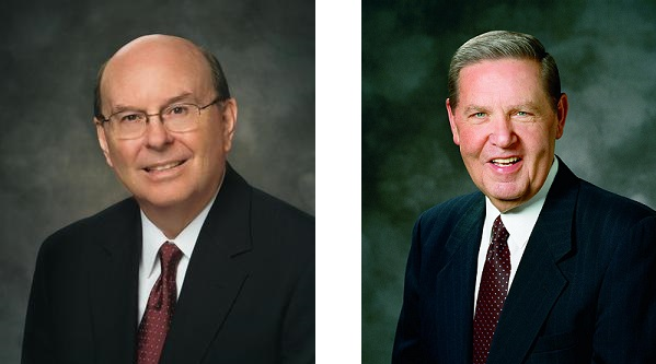 elder cook and elder holland missionary companions