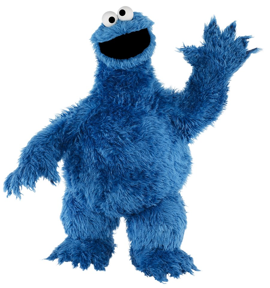 CookieMonsterWaving