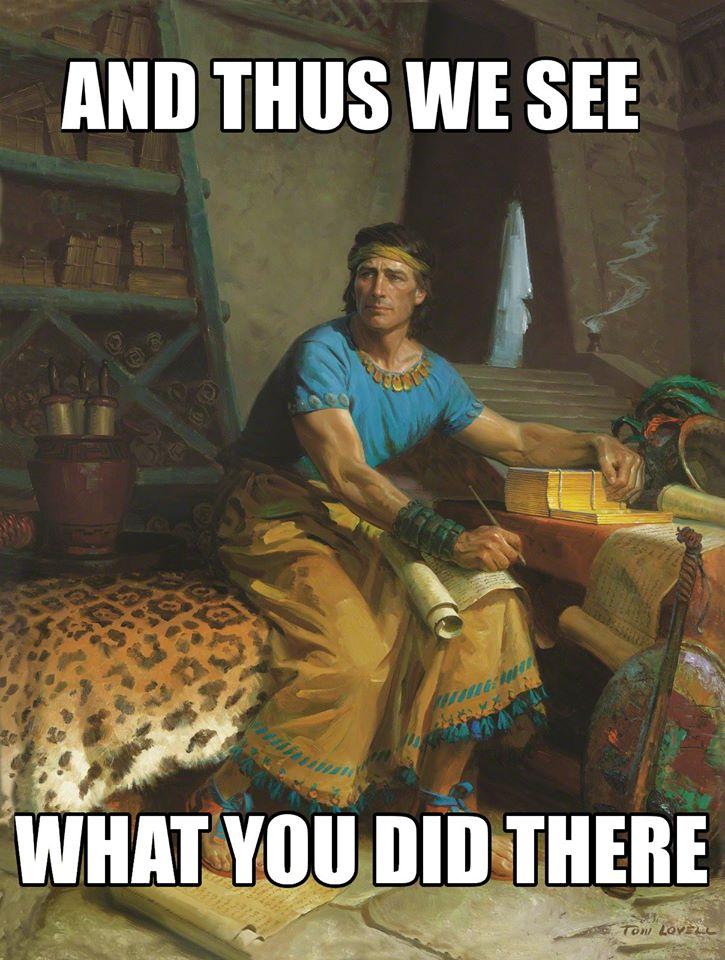 Hilarious Mormon Memes (10)