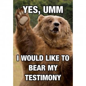 Funny Hilarious Mormon memes (2)