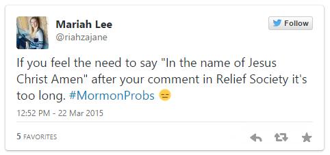 Mormon Probs11