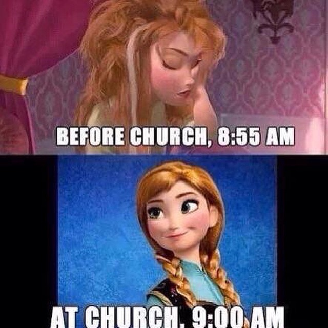 9 o'clock church mormons