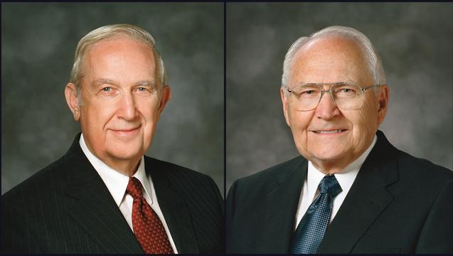 Elder Perry and Elder Scott released from the hospital