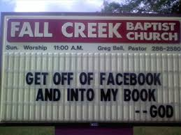 Hilarious and funny church signs from around the US (11)