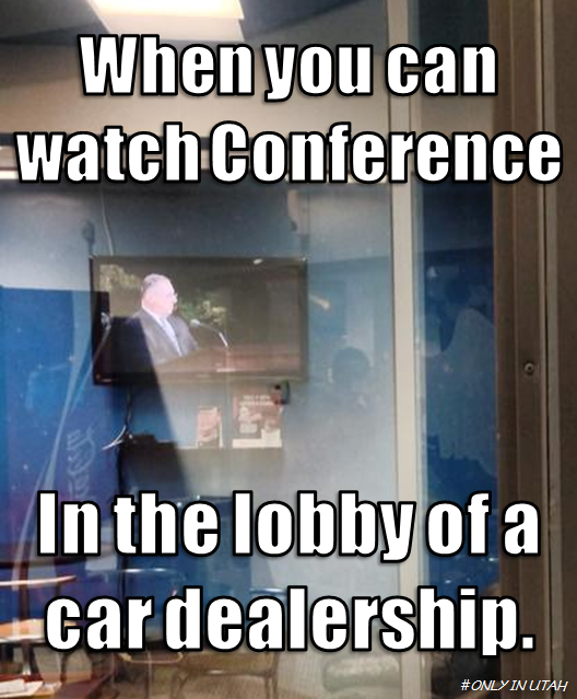 LDS General Conference Memes (1)