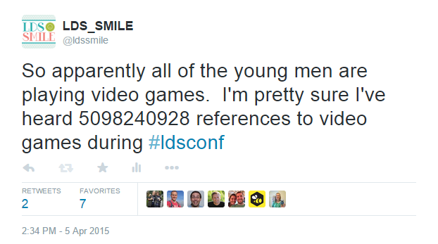 The funniest tweets and memes from LDS General Conference 2015 (2)