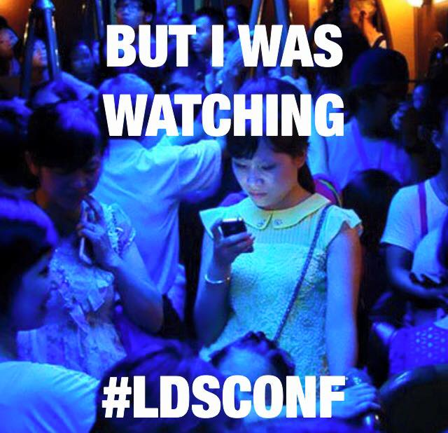 The funniest tweets and memes from LDS General Conference 2015 (8)