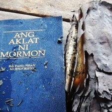 book of mormon fire