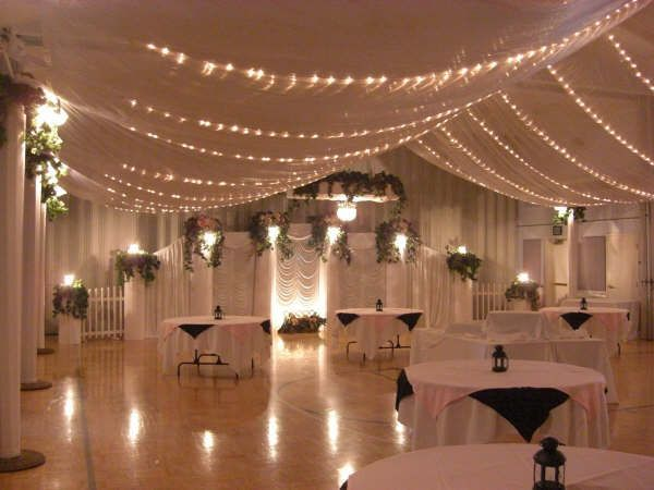 Super elegant cultural hall wedding decorations lds s m for Wedding hall decoration photos