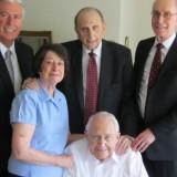 Health Update on Elder Scott & Elder Perry