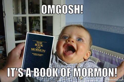 Hilarious Baby Mormon memes (15)