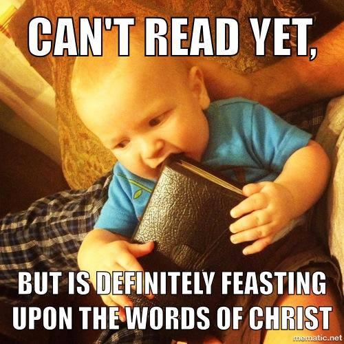 Hilarious Baby Mormon memes (19)