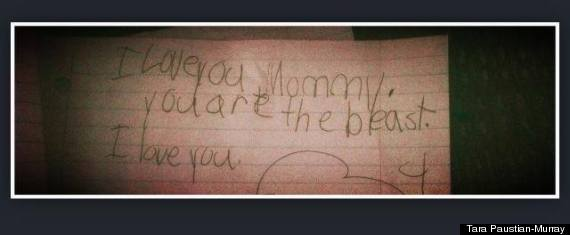 Hilarious Mother's day cards from children (11)