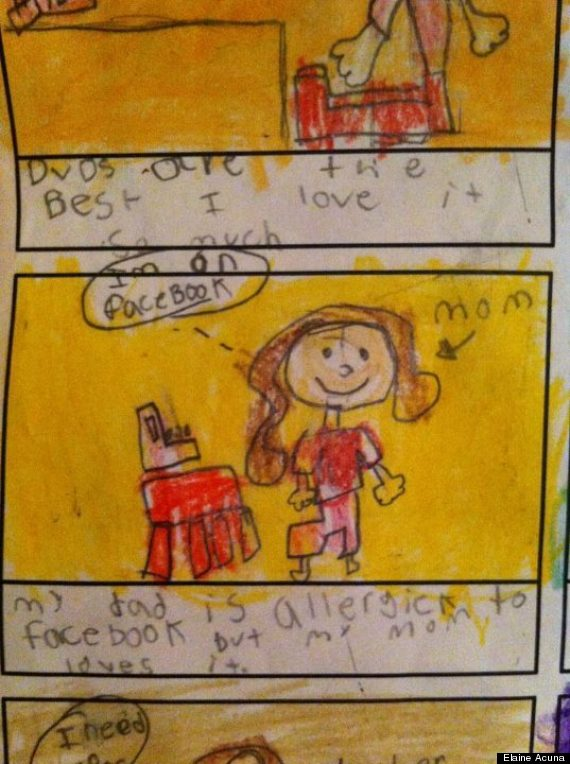 Hilarious Mother's day cards from children (9)