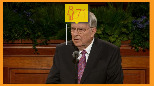 How Old Does Microsoft think Elder Ballard
