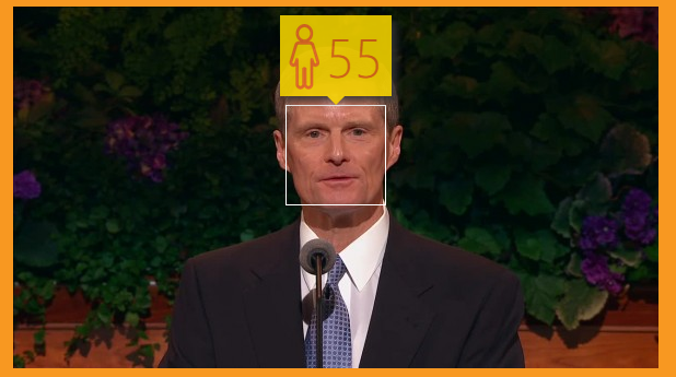 How Old Does Microsoft think Elder Bednar