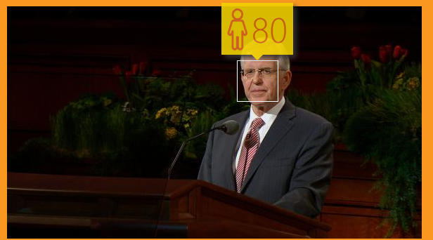 How Old Does Microsoft think Elder Christofferson