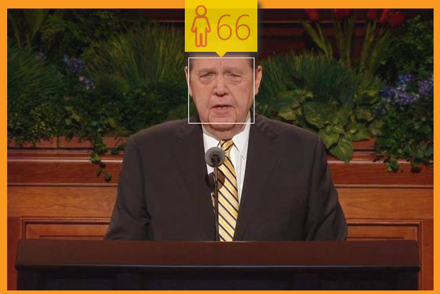 How Old Does Microsoft think Elder Holland
