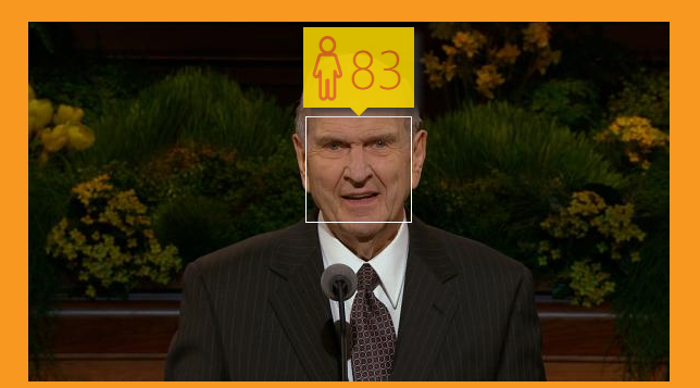 How Old Does Microsoft think Elder Nelson