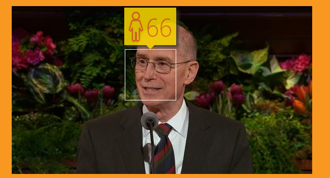 How Old Does Microsoft think President Eyring