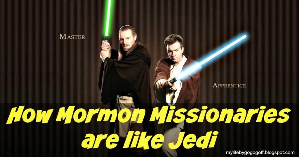 Jedi Missionaries