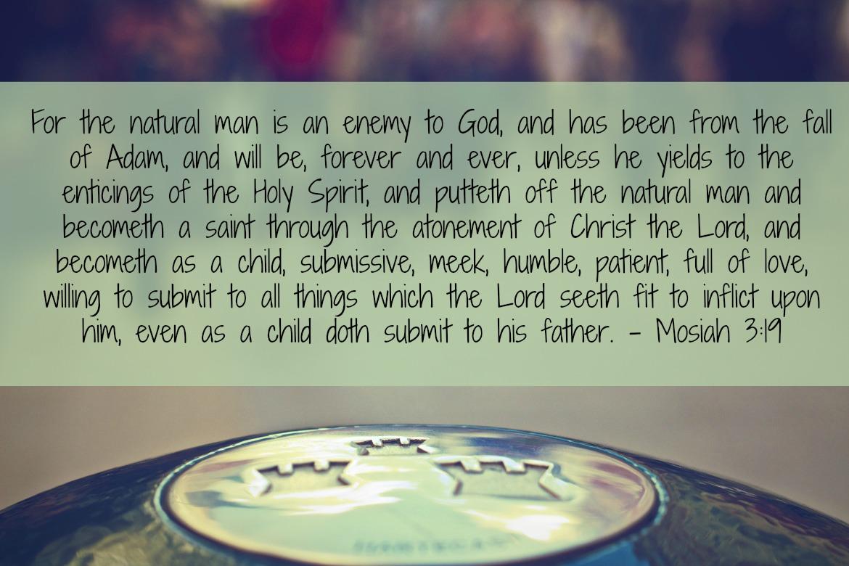 Mosiah 3-19